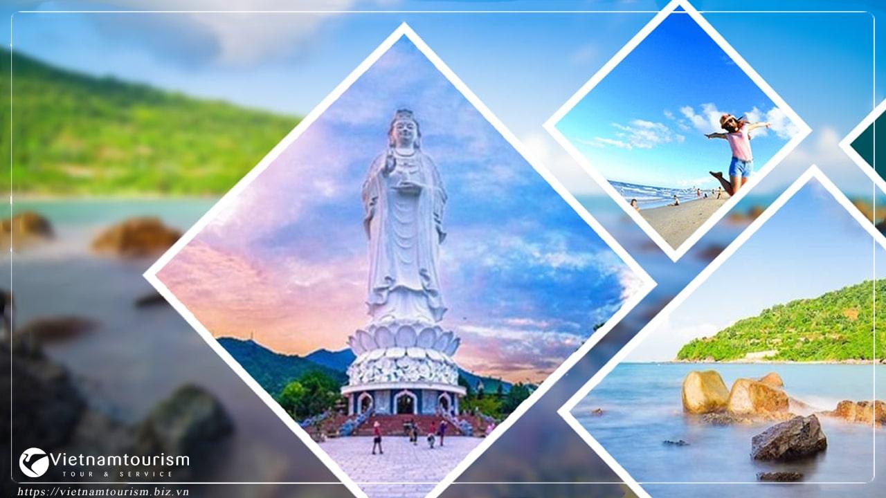 Du lịch Đà Nẵng bán đảo Sơn Trà
