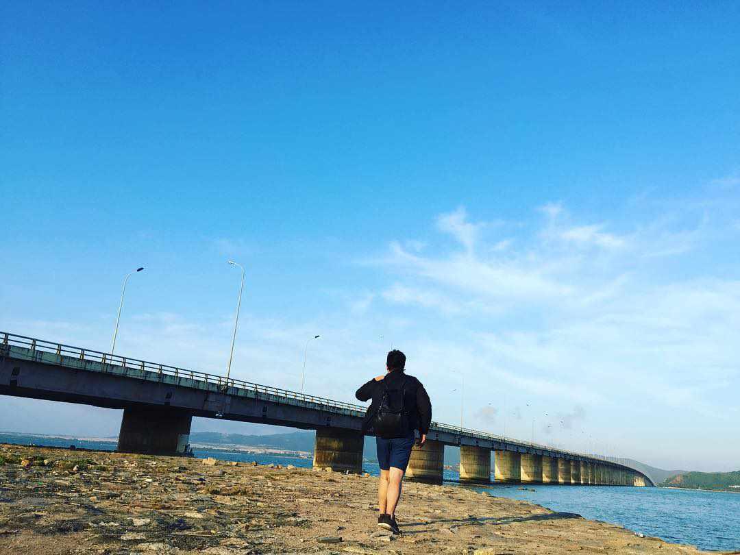 Cầu Thị Nại - vẻ đẹp Quy Nhơn