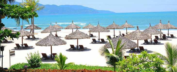 Tour du lịch Đà Nẵng - Bãi biển Mỹ Khê
