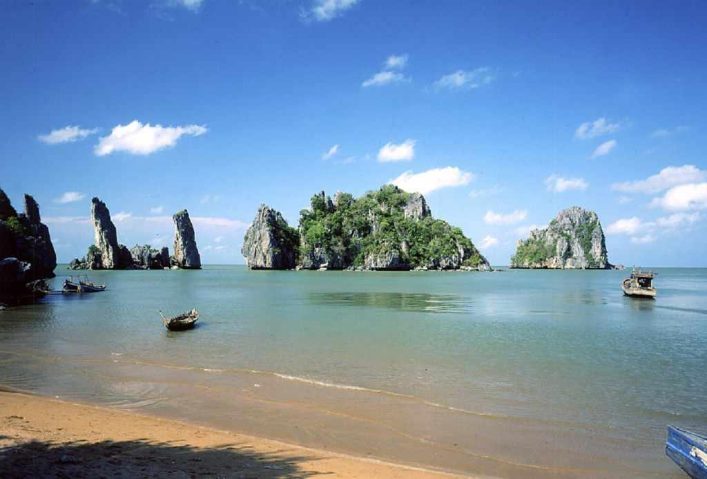Tour du lịch đảo Bà Lụa