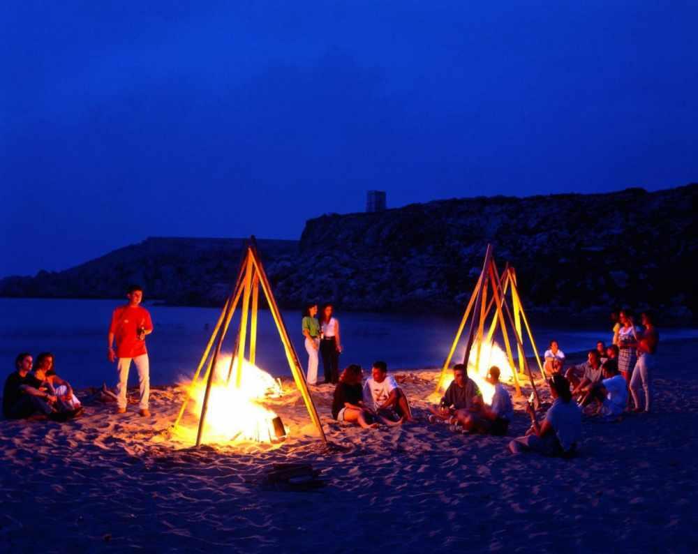 Tour du lịch đảo Bà Lụa - Cắm trại trên đảo tận hưởng cảm giác tuyệt vời