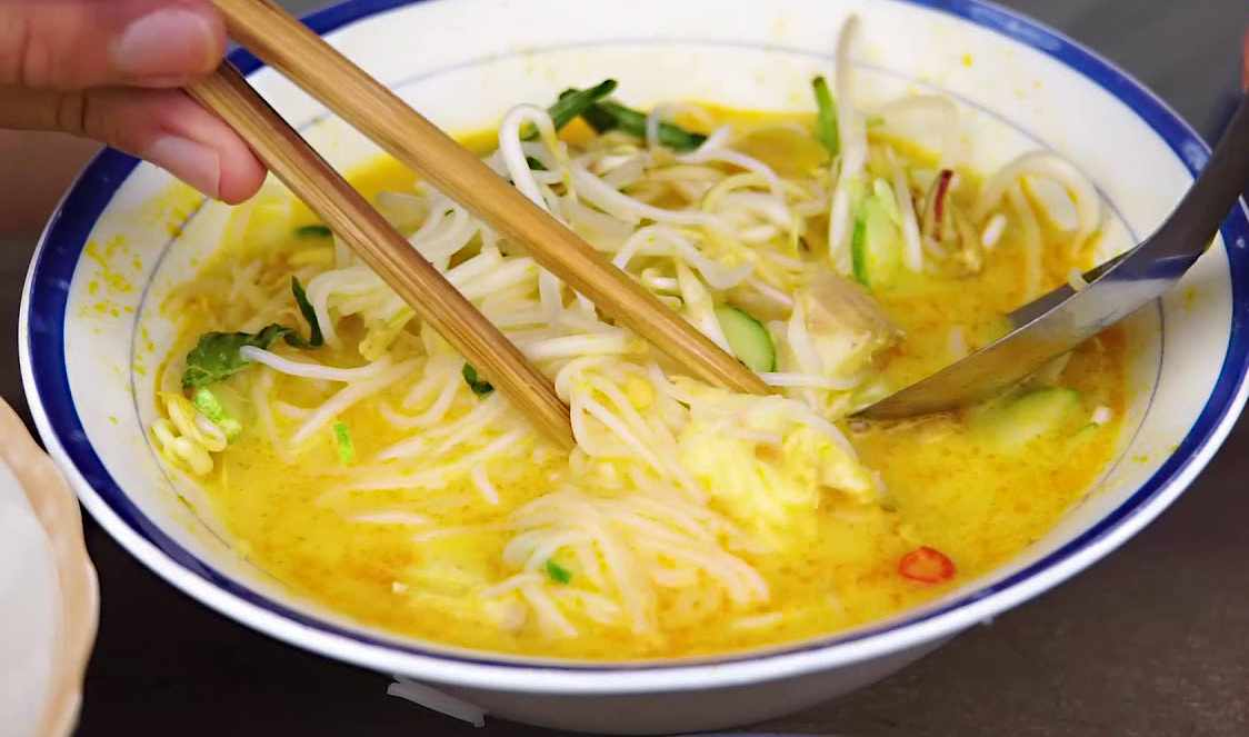 Đi tour An Giang ghé Châu Đốc thì bạn nhất định phải ăn món này ngay.