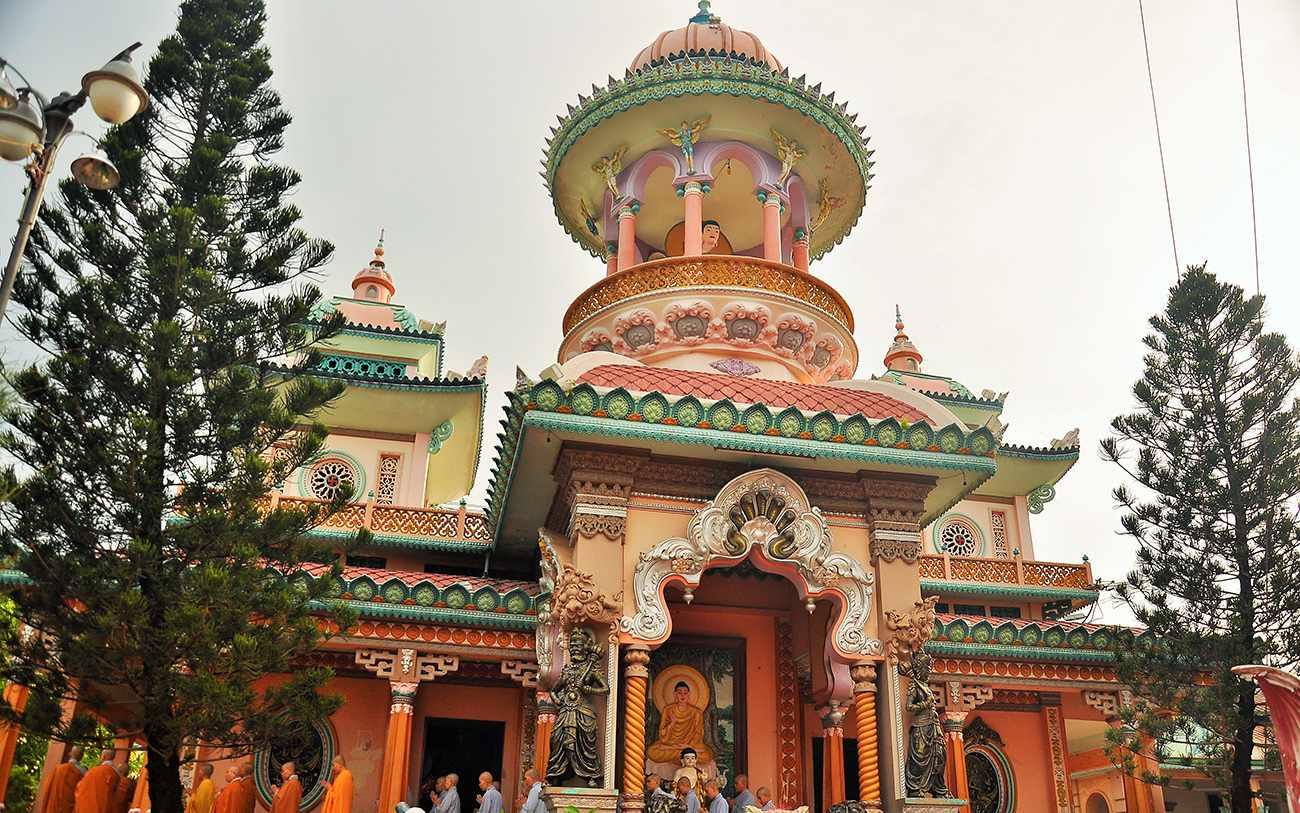 Chùa Tây An cũng là một địa điểm tour An Giang thú vị mà bạn không nên bỏ lỡ.
