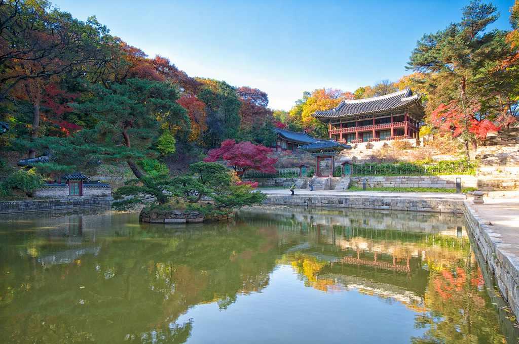 Changdeokgung là địa điểm không thể bỏ qua trong tour châu Á của bạn.