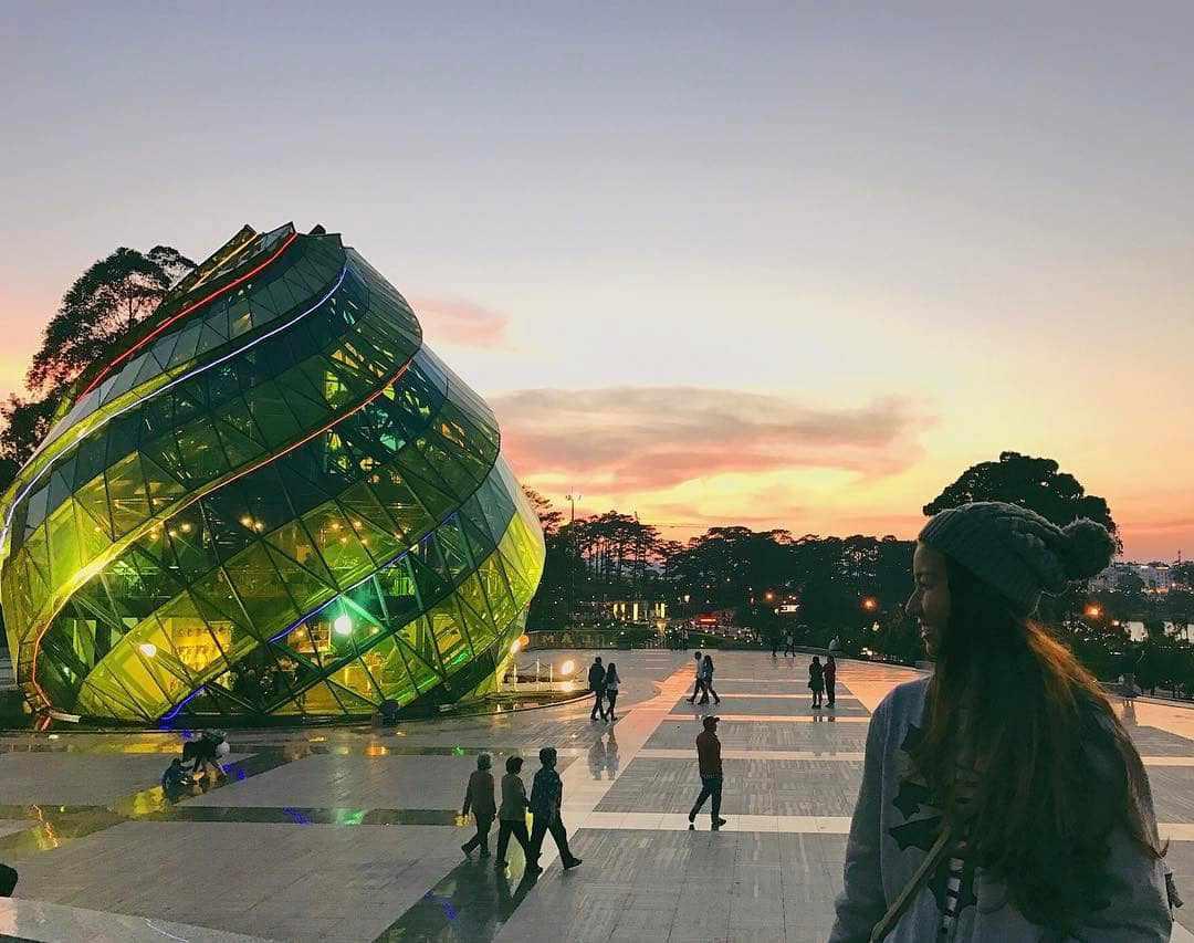 Tour Đà Lạt - Khám phá thiên đường du lịch Đà Lạt - thành phố ngàn hoa