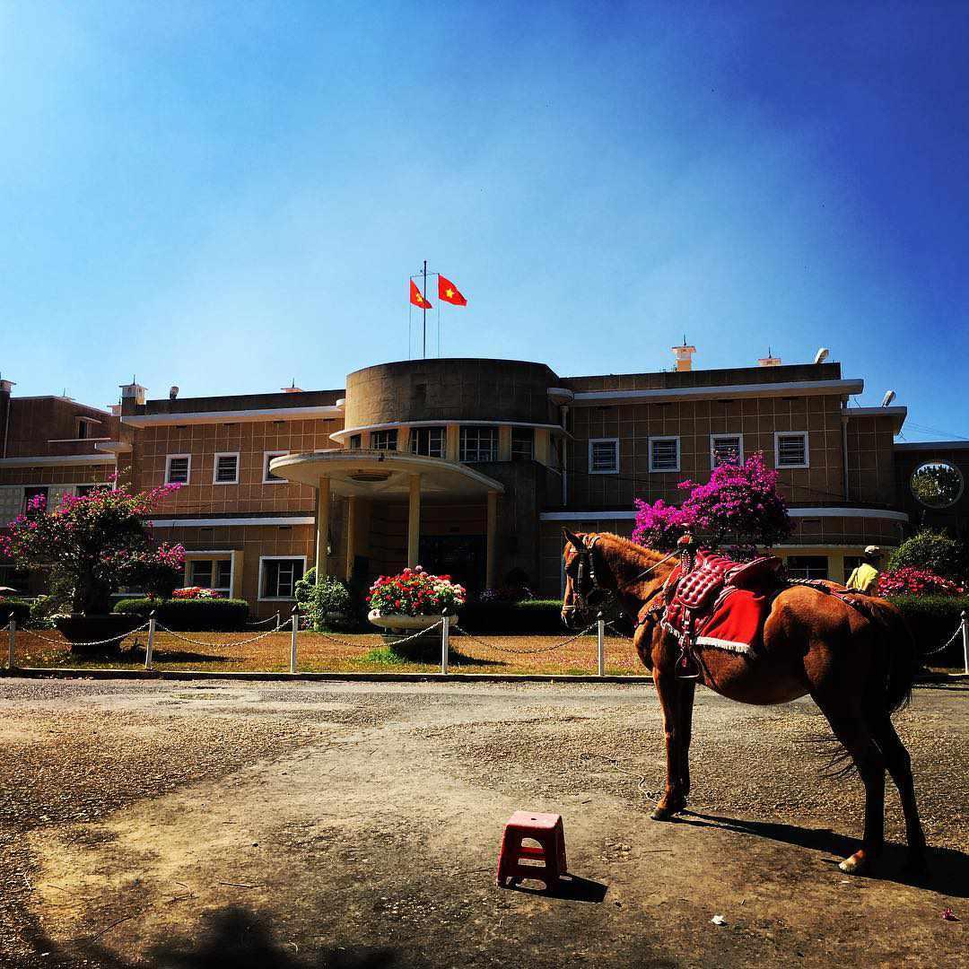 Tour Đà Lạt - Tham quan Dinh Bảo Đại xa hoa lộng lẫy