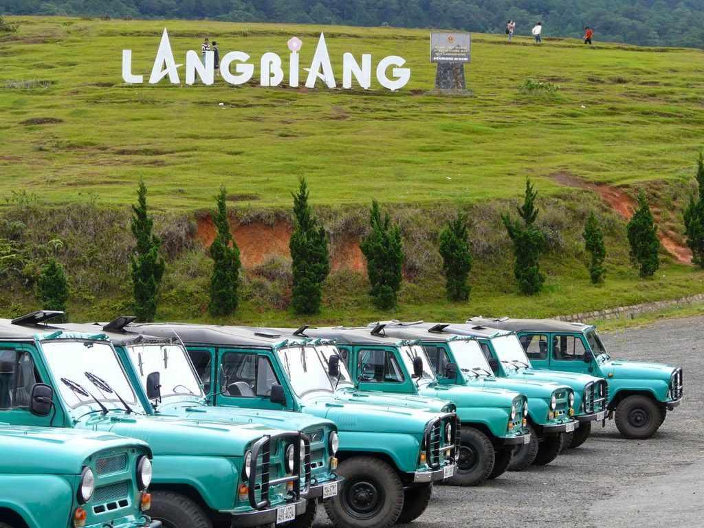 Tour Đà Lạt - Lên LangBiang nghe người dân kể chuyển tình chàng Lang và nàng Biang