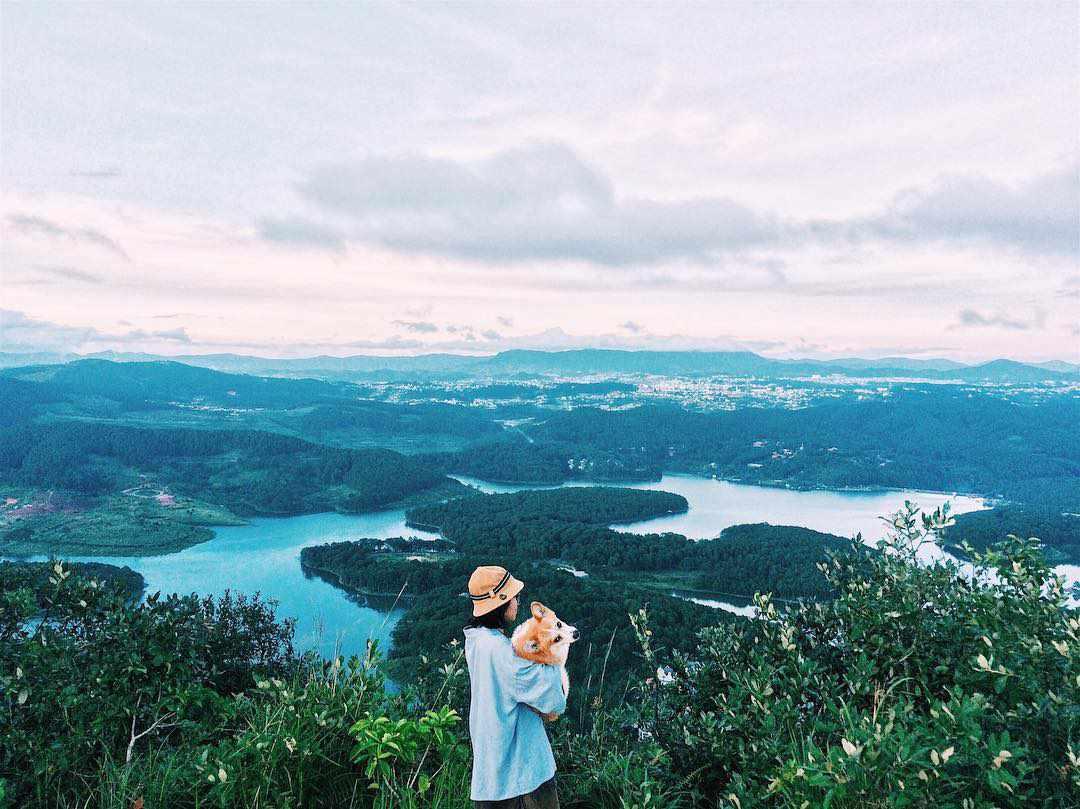 Tour Đà Lạt - Lên LangBiang săn mây, ngắm Đà Lạt mộng mơ
