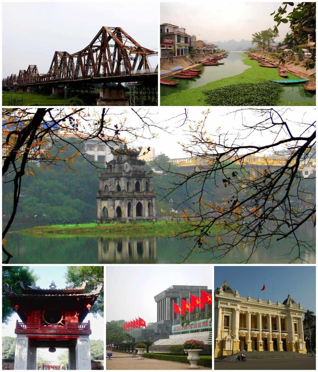 Tour Hà Nội - Đến Hà Nội đi đâu, chơi gì?