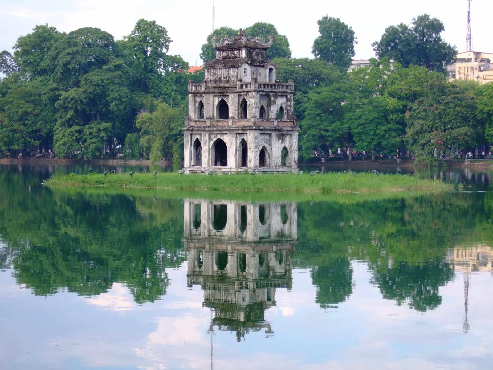 Tour Hà Nội - Hồ Hoàn Kiếm