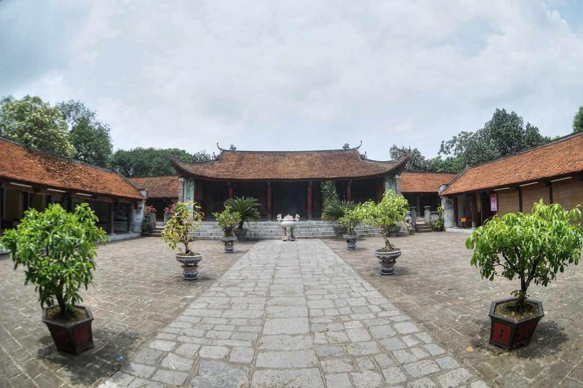 Tour Hà Nội - Đền Thượng