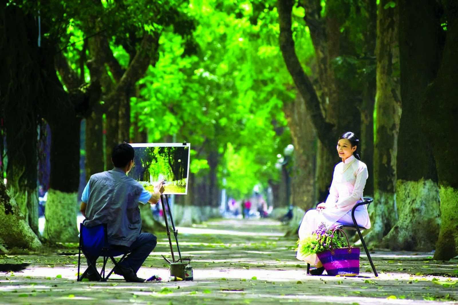 Tour Hà Nội - Có một Hà Nội mùa hạ đẹp đến nao lòng