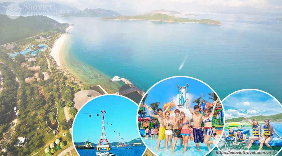 Tour Nha Trang - Hoàng hôn trên vịnh