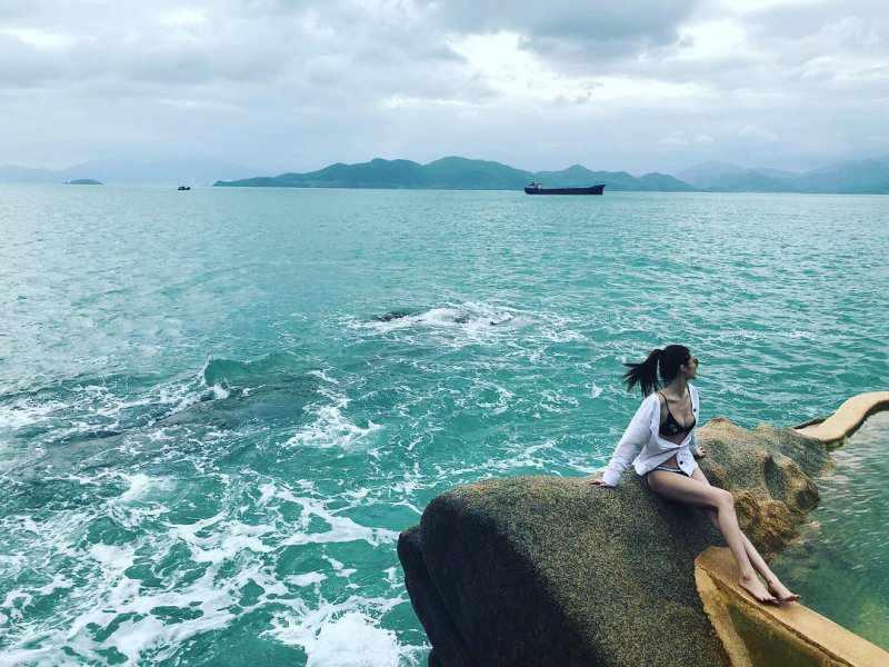 Tour Nha Trang - Du lịch Nha Trang chiêm ngưỡng vẻ đẹp thơ mộng của vịnh Ninh Vân