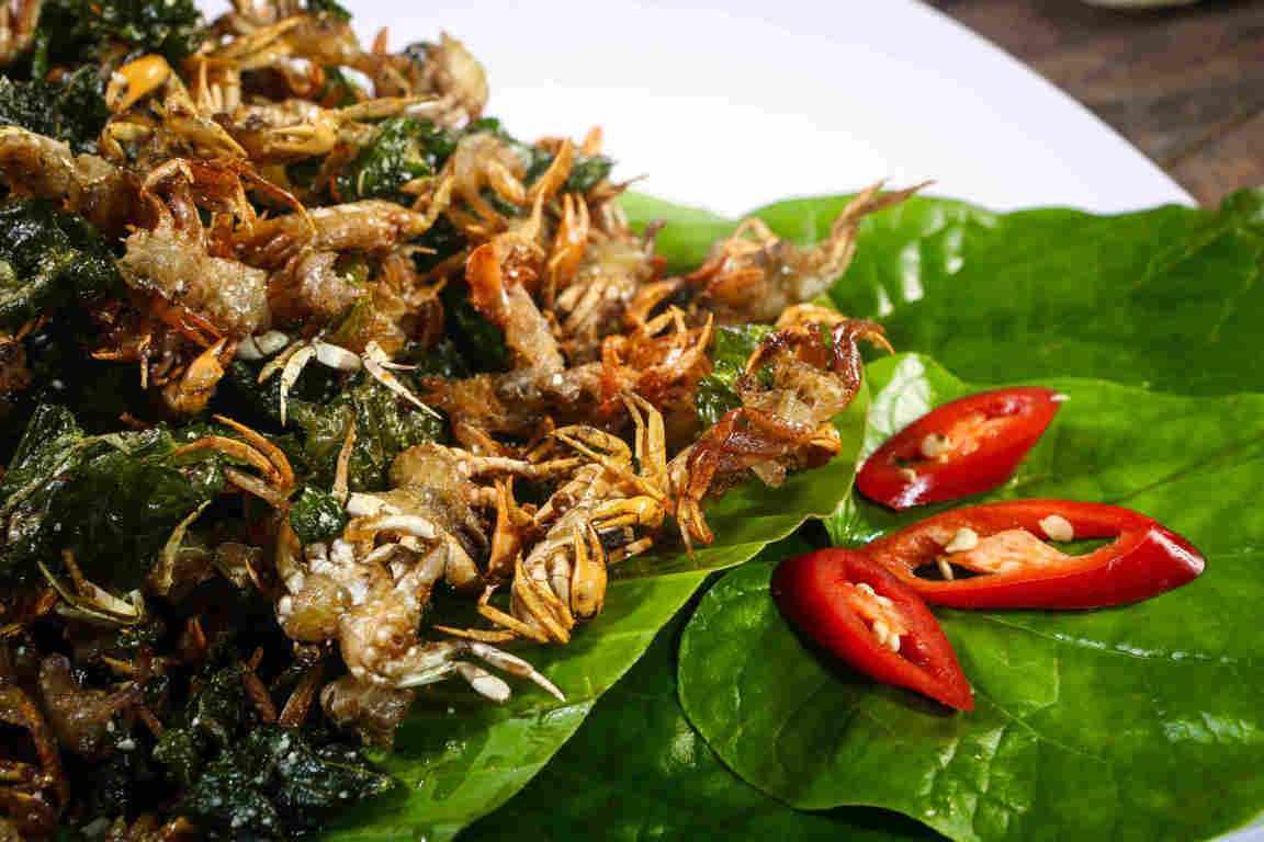 Đi tour du lịch Ninh Bình, bạn hãy thử món ăn tuyệt hảo này nhé.