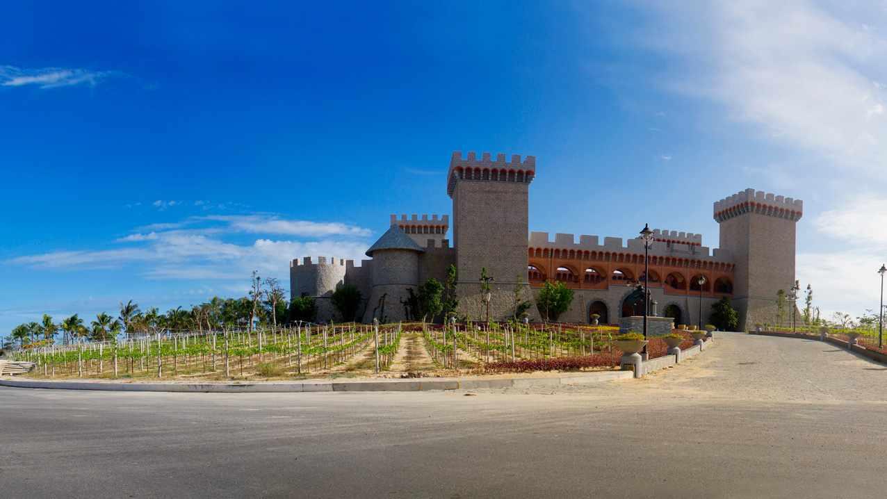 Tour Phan Thiết - Lâu đài rượu vang RD
