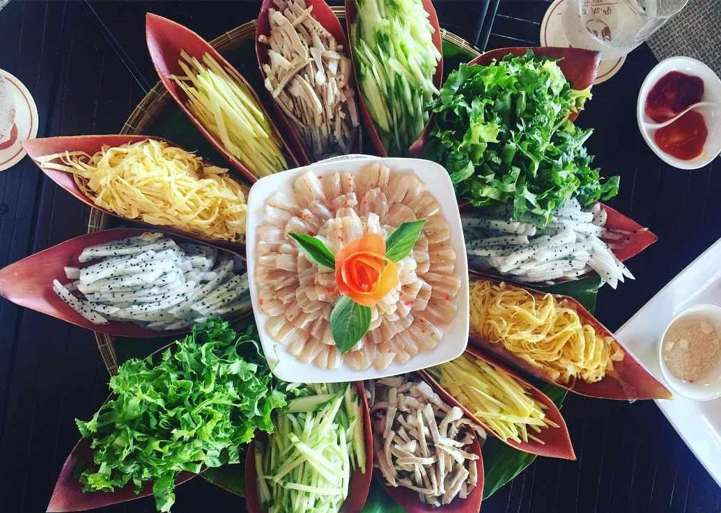 Lẩu thả - món ăn siêu độc đáo bạn phải ăn ngay trong tour Phan Thiết của mình.