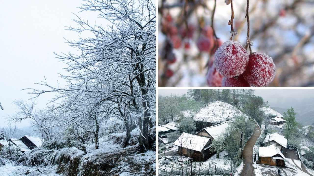 Tour Sapa mùa đông - Có một Sapa đẹp đến ngỡ ngàng