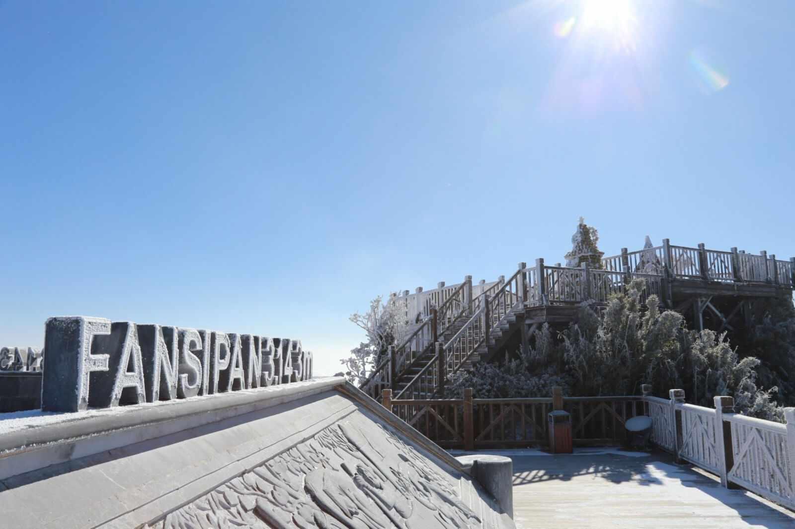 Tour Sapa - Lên Sapa ngăm mây trôi, chạm vào tuyết và săn ảnh cực chất
