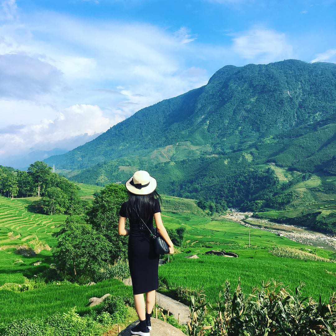 Tour Sapa - Khu du lịch núi Hàm Rồng