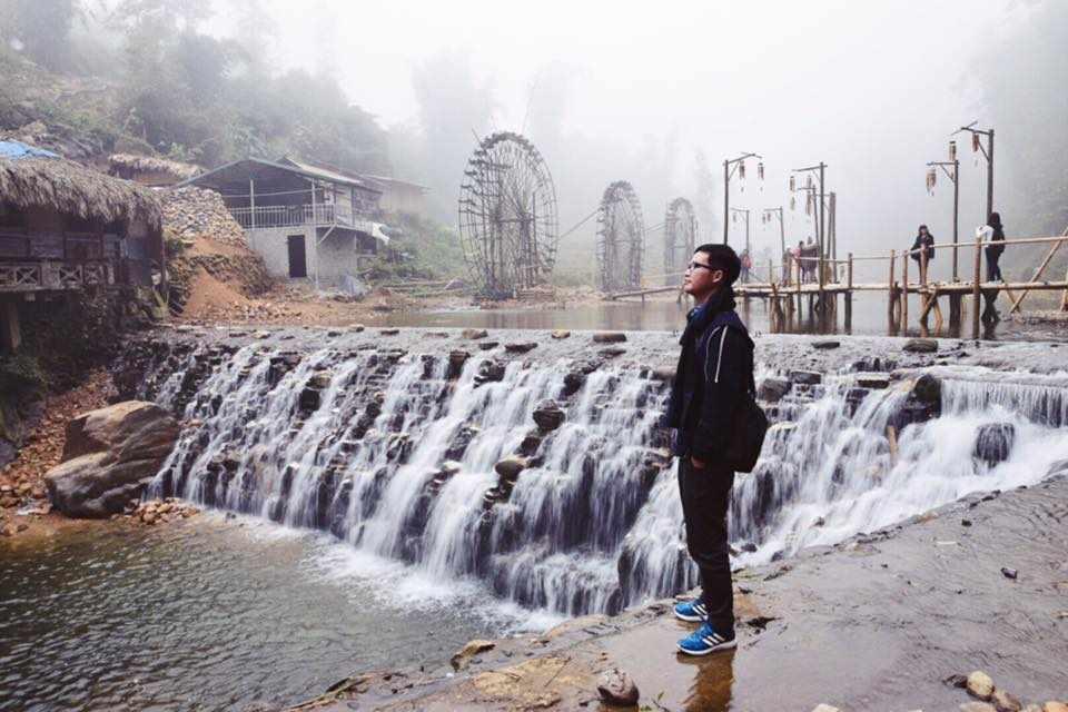 Tour Sapa - Khu du lịch bản Cát Cát