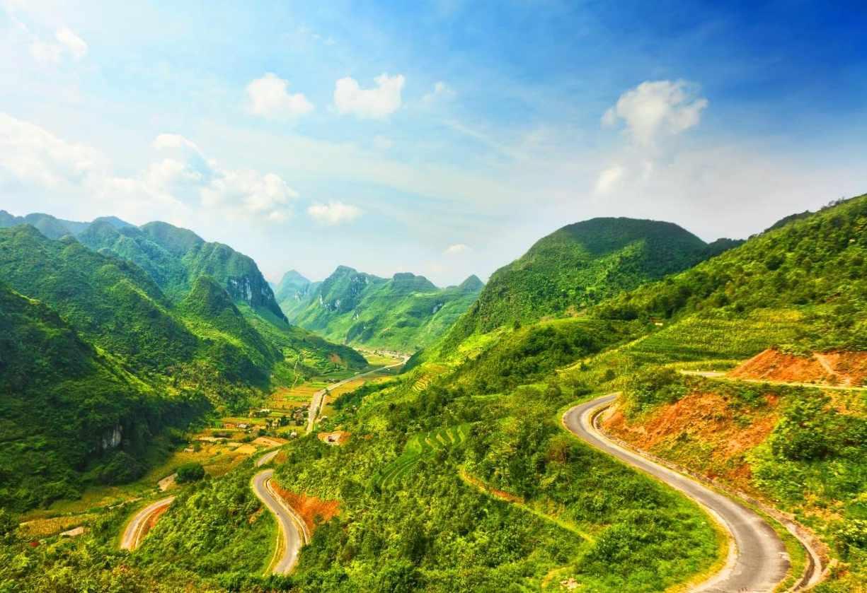 Tour Tây Bắc - Đèo Khau Phạ