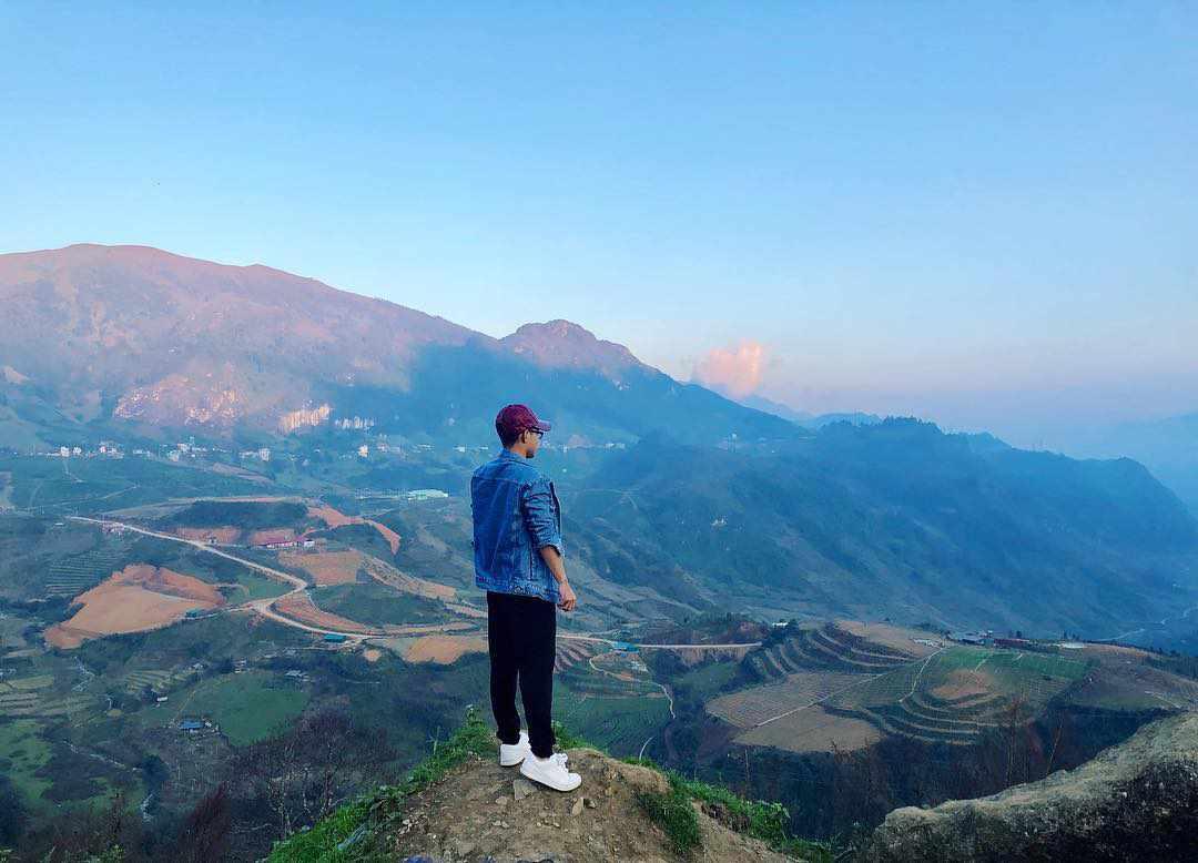 Tour Tây Bắc - Chinh phục đèo Ô Quy Hồ để ngắm nhìn Tây Bắc từ trên cao
