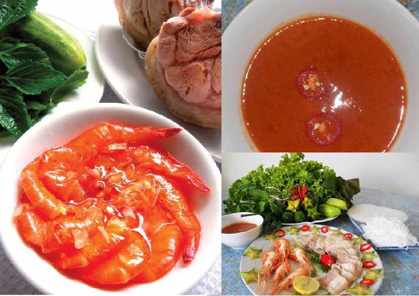 Mắm tôm chà cũng là một món ăn đặc sản Tiền Giang bạn cũng ăn thử một lần. tour tiền giang.