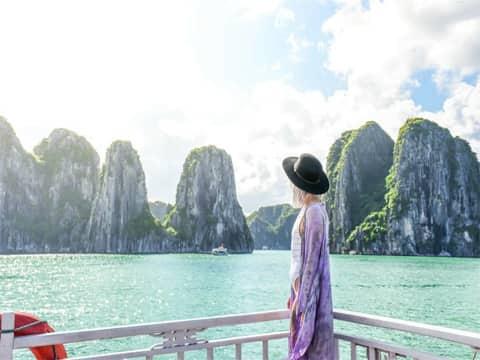 Tour Miền Bắc khám phá Hà Nội – Hạ Long 2 ngày từ Sài Gòn giá tốt