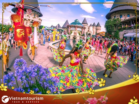Du lịch Đà Nẵng Tết Âm Lịch – Hà Nội – Đà Nẵng – 4 ngày 3 đêm – Giá Tốt