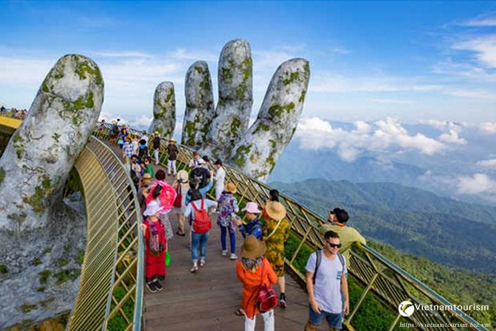 Du lịch Đà Nẵng Tết Dương Lịch 2022 – Bà Nà – Hội An – Huế – Động Phong Nha 5 Ngày 4 Đêm từ  Sài Gòn