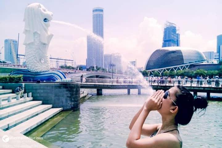 Du lịch Singapore 3 ngày 2 đêm giá tốt khởi hành từ Sài Gòn