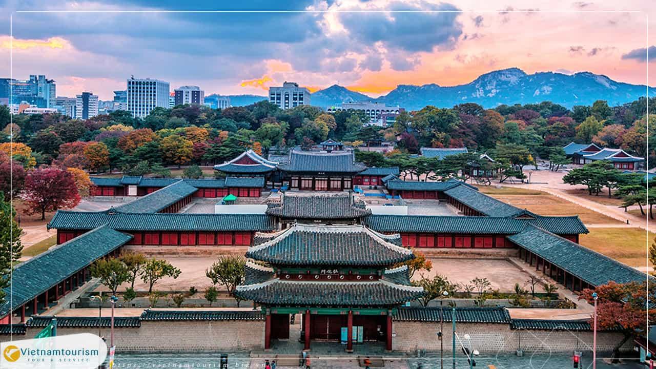 Du lịch Hàn Quốc – Seoul – Jeju – Nami – Everland – 6 ngày giá tốt từ Hà Nội