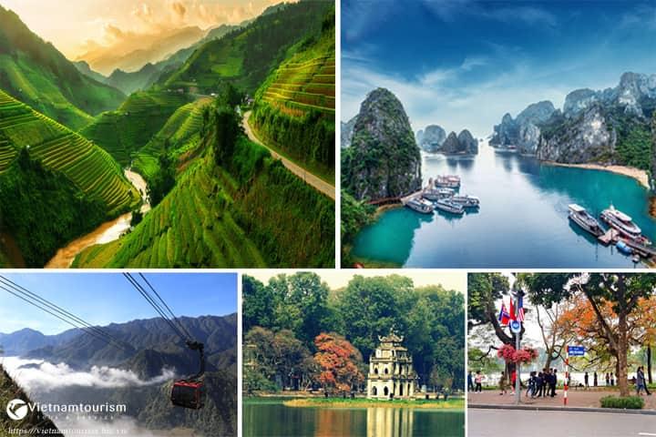 Du lịch Miền Bắc – Hà Nội – Hạ Long – Sapa 4 ngày 3 đêm từ Cần Thơ giá tốt