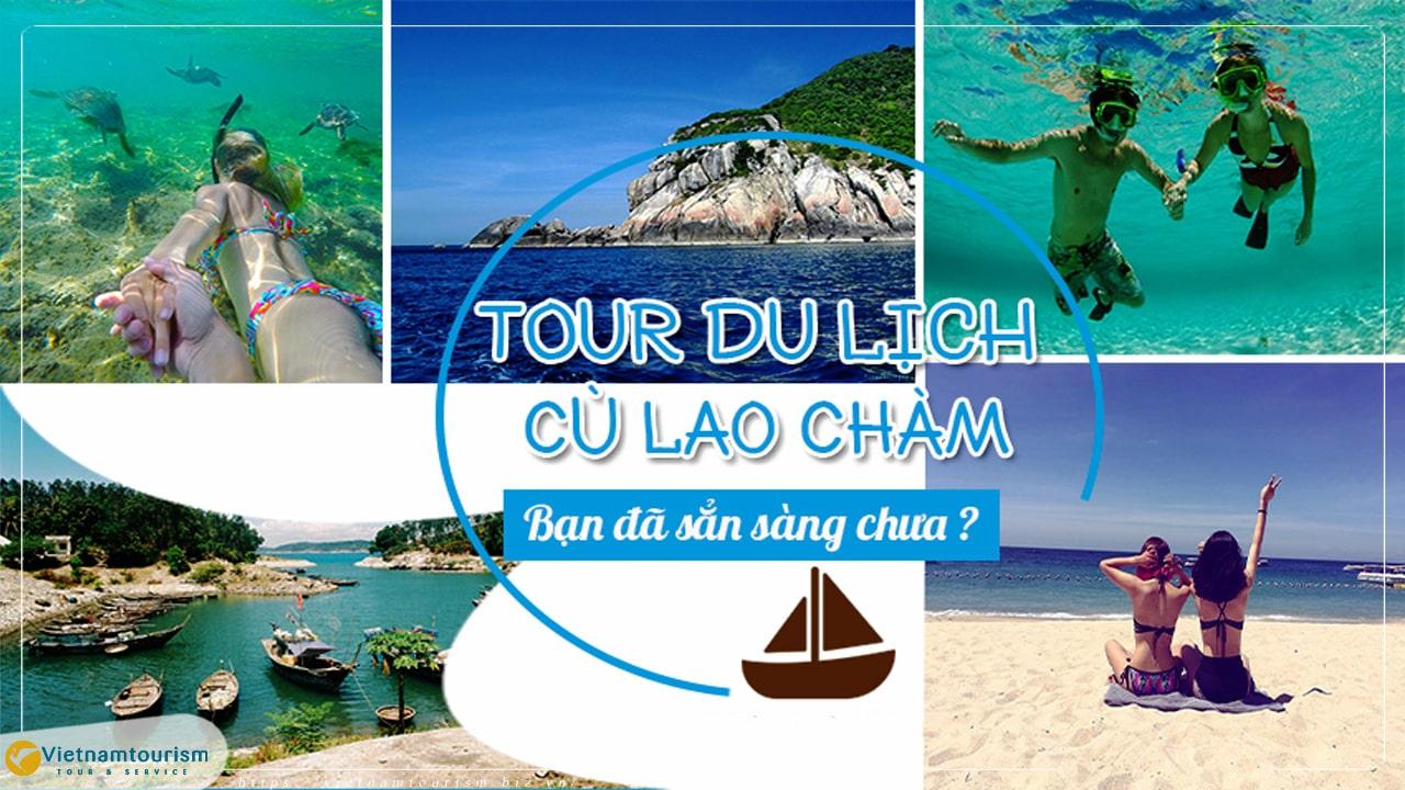 Tour du lịch Cù Lao Chàm 1 ngày – khởi hành từ Đà Nẵng và Hội An