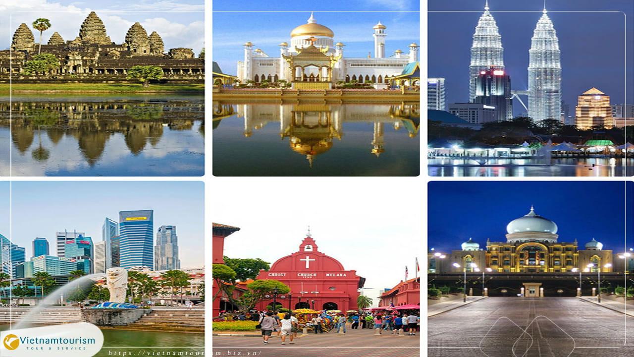 Du lịch Singapore – Malaysia 6 ngày 5 đêm giá tốt từ Hà Nội