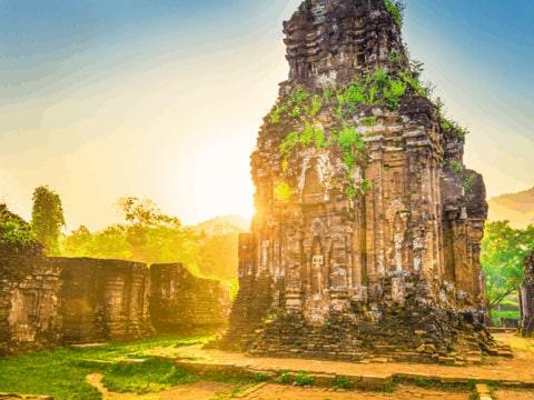 Tour Thánh Địa Mỹ Sơn 1 ngày khởi hành từ Đà Nẵng