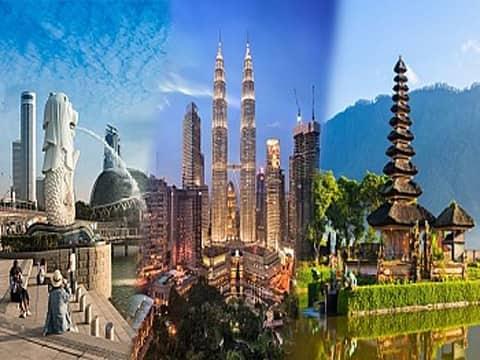 Du lịch hè – Singapore – Indonesia – Malaysia 6 ngày giá tốt từ Hà Nội