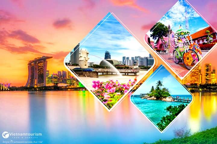 Du lịch Singapore Malaysia 5 ngày 4 đêm từ Hà Nội – Giá tiết kiệm