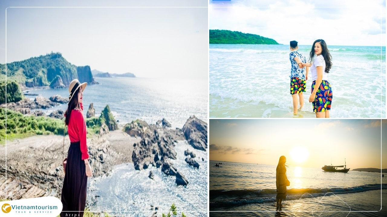 Du lịch Hạ Long – Cô Tô 3 ngày 2 đêm giá tốt từ Hà Nội
