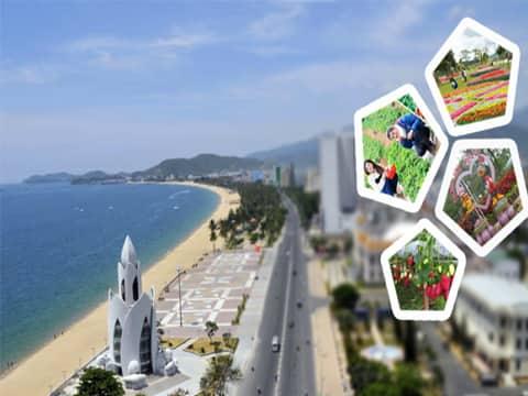 Du Lịch Nha Trang – Đà Lạt 5 ngày 4 đêm giá tốt mùa hè từ Sài Gòn