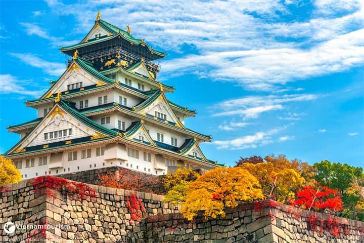 Du lịch Nhật Bản 4 ngày 3 đêm giá tốt từ Tp.HCM mùa thu