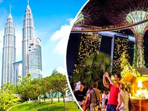 Du lịch Singapore Malaysia 6 ngày 5 đêm giá tốt từ Sài Gòn