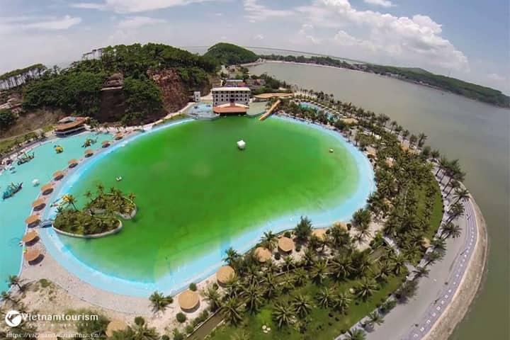 Du Lịch Đồ Sơn – Hòn Dấu Resort 2 ngày 1 đêm giá tốt từ Hà Nội
