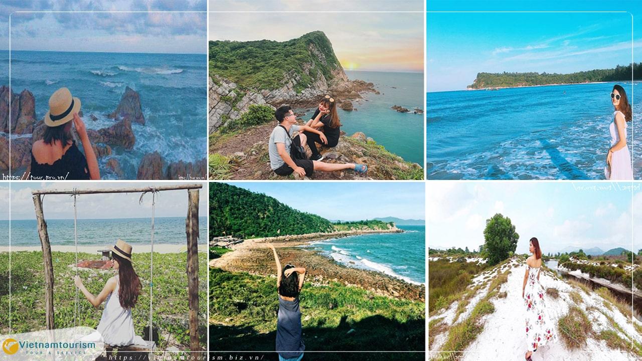 Du lịch Quan Lạn 2 ngày 1 đêm giá tiết kiệm khởi hành từ Hà Nội