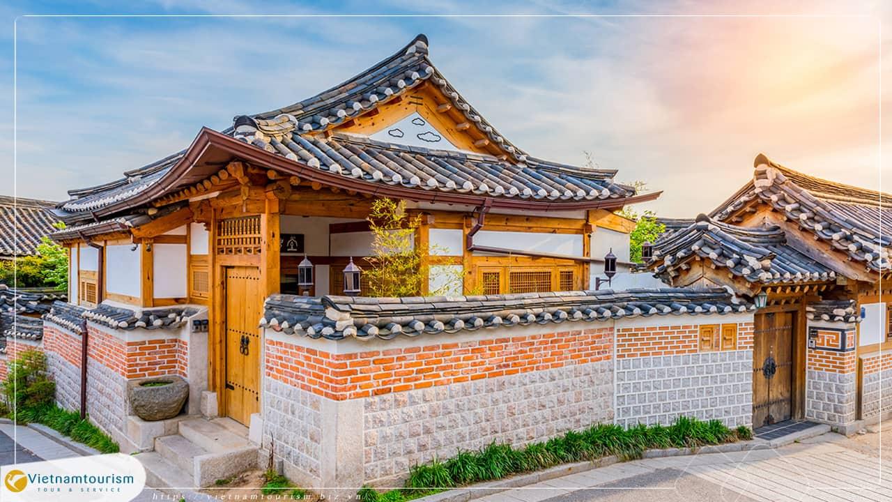 Du lịch Hàn Quốc 4 ngày 4 đêm giá tốt khởi hành từ Sài Gòn