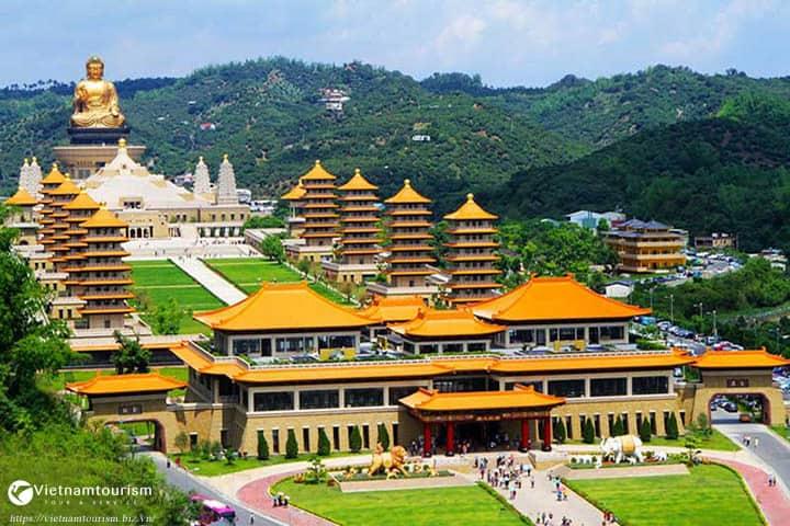 Du lịch Đài Loan Đài Bắc – Đài Trung – A Lý Sơn – Cao Hùng giá tốt từ Tp.HCM