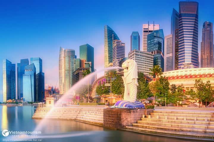 Du lịch Singapore 3 ngày 2 đêm dịp hè giá tốt từ Sài Gòn