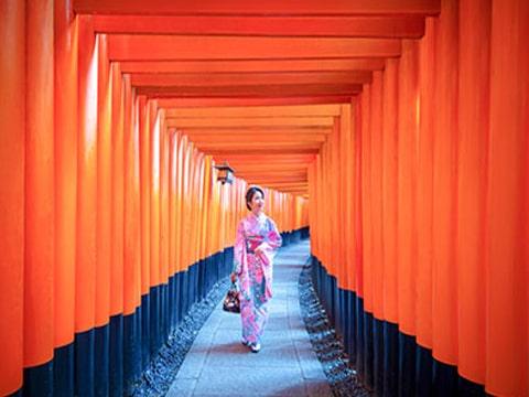 Tour du lịch Nhật Bản 4 ngày 3 đêm giá tốt khởi hành từ Sài Gòn