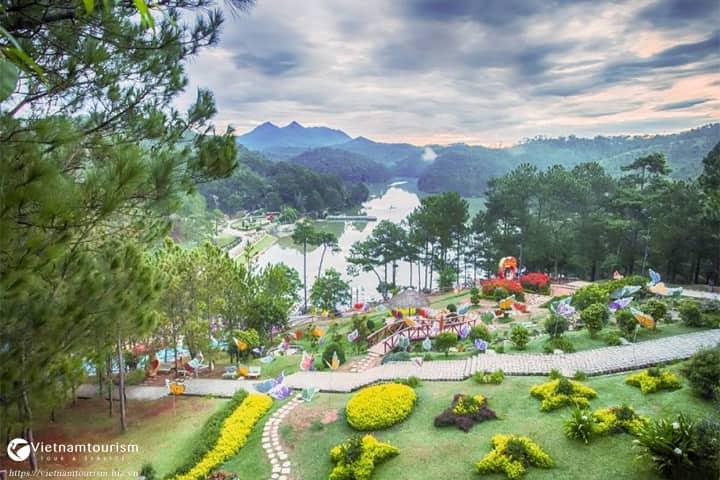 Du lịch Đà Lạt 4 ngày 3 đêm giá tiết kiệm khởi hành từ Sài Gòn